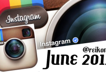 Instagram Review reikonita June 2014