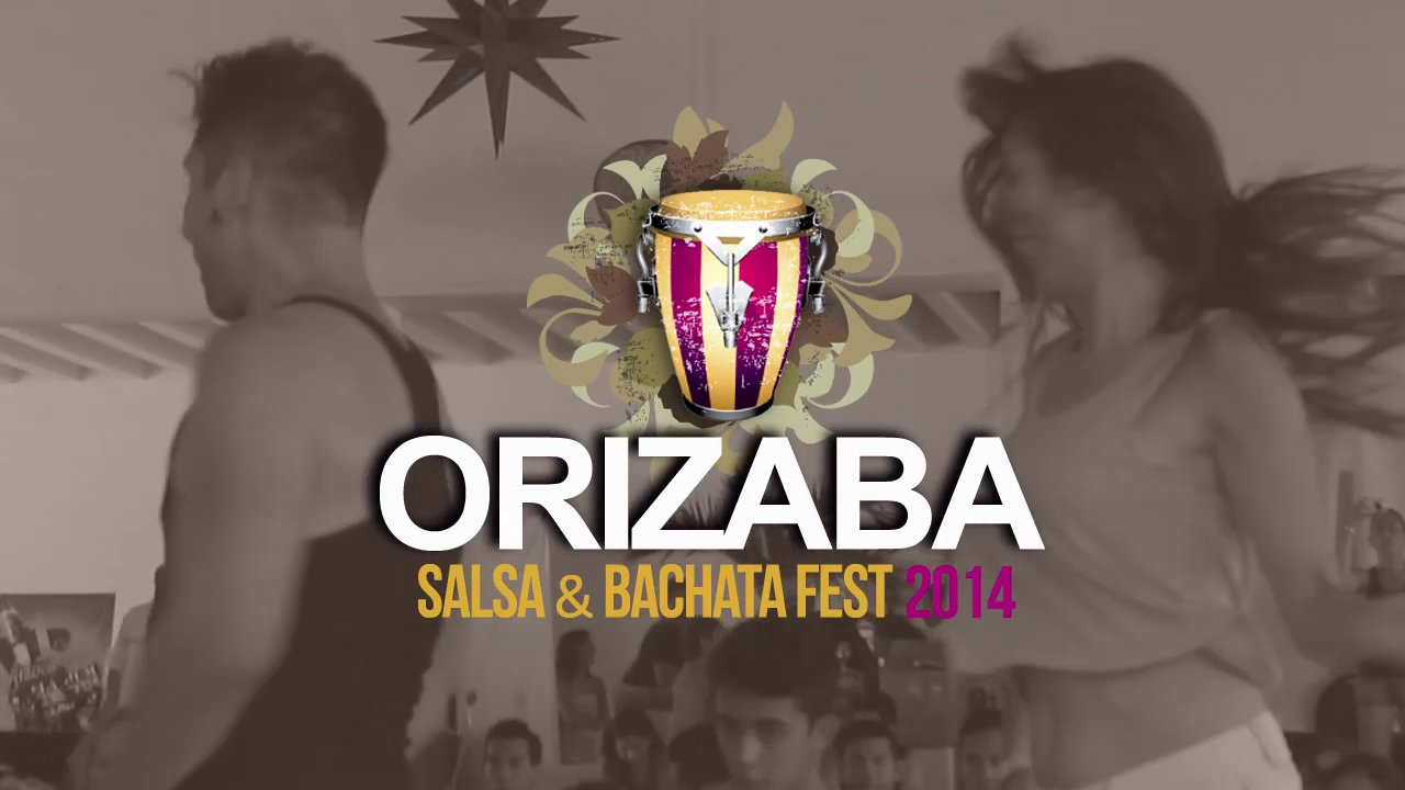Video: Orizaba Salsa & Bachata Fest 2014