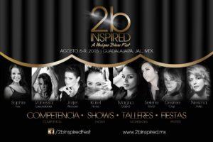 2b Inspired 2015 @ Guadalajara, Mexico