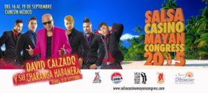 Salsa Casino Mayan Congress 2015