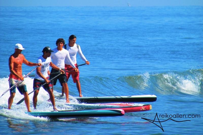 Stand Up Paddle Watermen of Sayulita